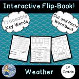 Weather: Interactive Science Flip Book