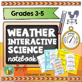 Weather and Climate-Interactive Science Notebook {foldable