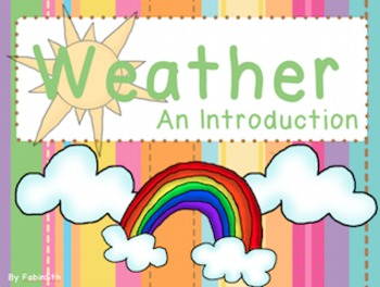 Weather Introduction PPT & Notes