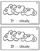 "Weather Is Fun! A Sight Word Emergent Reader ""is"""
