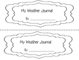 Weather Journal