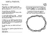 Weather Journal: One Week