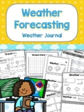 Weather Journal - Preschool & Early Elementary