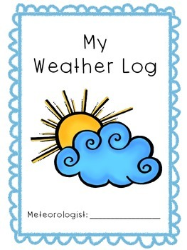 Weather Journal - Primary