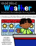 Weather Printables & Activities