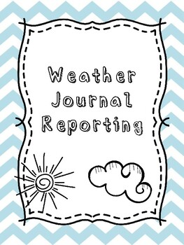Weather Journal Reporting