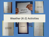 Weather (K-3) Interactive Booklet