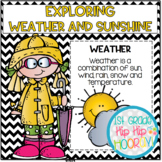 Exploring Weather...KDG NGSS...K-ESS3-2, K-ESS2-1, K-ESS2-2, K-PS3-1, K-PS3-2