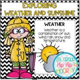 Weather...KDG NGSS...K-ESS3-2, K-ESS2-1, K-ESS2-2, K-PS3-1