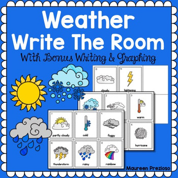 Weather Kindergarten