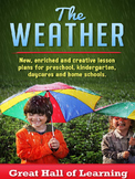 The Weather Lesson Plans