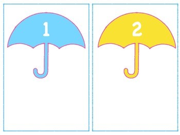 Weather Tot School: Lesson Plans and Activity Packet