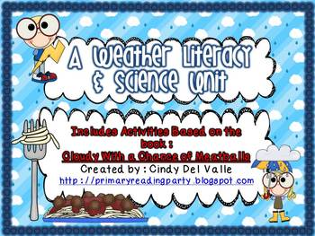 Weather Literacy & Science Unit