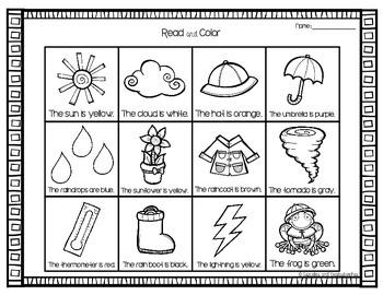 Weather Literacy Unit