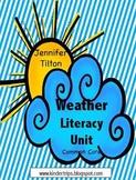 Weather Literacy Unit-Common Core