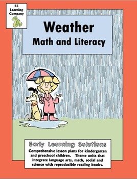 Weather Literacy and Math Pack