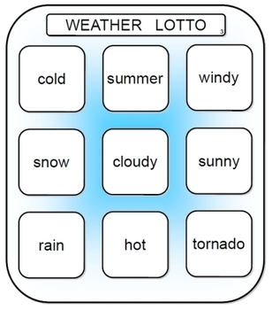 Weather Lotto