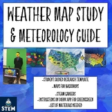 Weather Map Project- STEM Meteorology