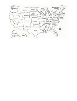 Weather Maps Activity
