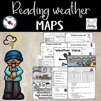 Create Your Own Weather Map.Weather Maps Bundle By Create Your Own Genius Teachers Pay Teachers
