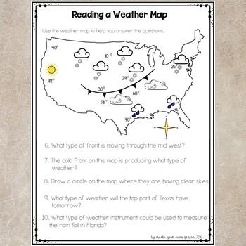 Weather Maps Bundle