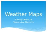 Weather Maps PowerPoint