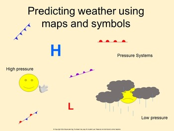 Weather Maps, & Symbols