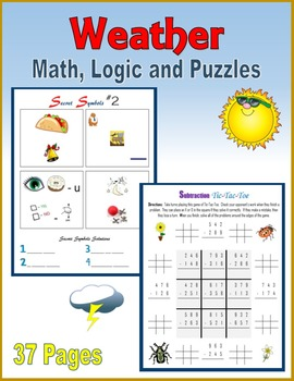 Weather:  Math, Logic and Puzzles