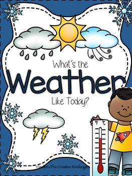 Weather {Math Pack}