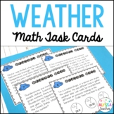Weather Task Cards *Cross-Curricular*