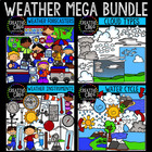 Weather Mega Bundle {Creative Clips Digital Clipart}