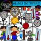 Weather Clipart Mega Bundle {Creative Clips Clipart}