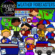 Weather Clipart Mega Bundle {Creative Clips Clipart}