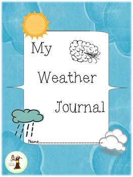 Weather Meteorology Journals