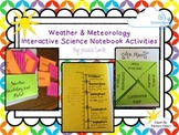 Weather and Meteorology Interactive Notebook