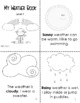 Weather Mini Books