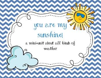 Weather Mini unit (You are my sunshine!)