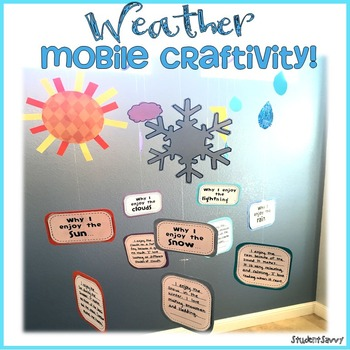 Weather Craftivity