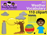 Weather Clipart: 110 PNG Images