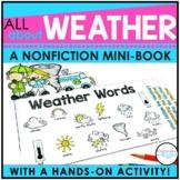 Weather Mini-Book