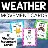 Weather Movement Cards