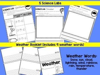 Weather Next Gen Science Unit