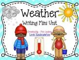 Weather {No Prep Writing}