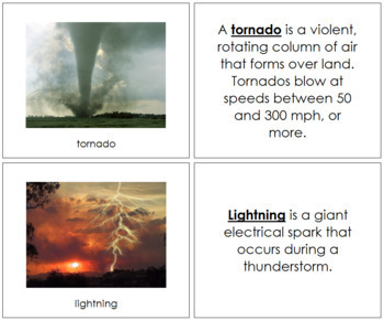 Weather Nomenclature: Book