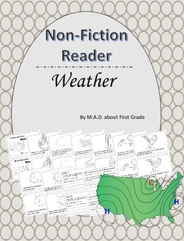 Weather Nonfiction CLOSE Book