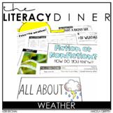 Weather Nonfiction - Kindergarten Interactive Read Aloud