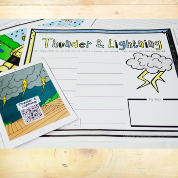 Weather Nonfiction Listen and Learn