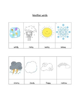 Weather Notebooking Package