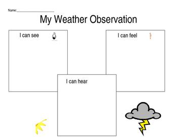 Weather Observation