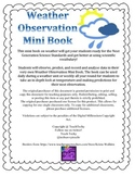 Weather Observation Journal